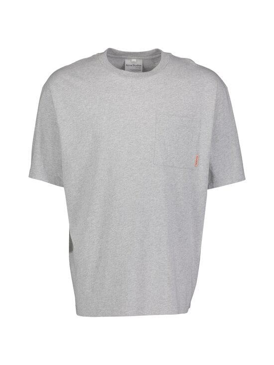 Patch-Pocket Cotton T-shirt -paita