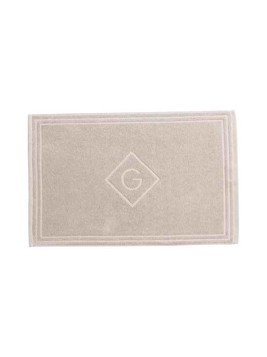 Gant Home - Organic Cotton G -kylpyhuonematto - 277 DRY SAND | Stockmann - photo 1