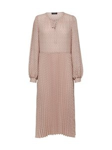 Selected - SlfAndrea LS Midi Dress -mekko - PALE MAUVE | Stockmann