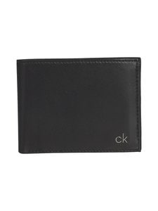 Calvin Klein Bags & Accessories - Nahkalompakko - BLACK (MUSTA) | Stockmann