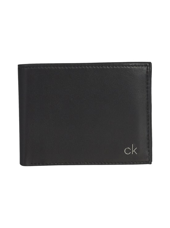 Calvin Klein Bags & Accessories - Nahkalompakko - BLACK (MUSTA)   Stockmann - photo 1