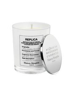 Maison Margiela - Replica Lazy Sunday Morning Candle -tuoksukynttilä 165 g - null | Stockmann