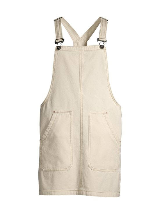 Noisy may - NmIsla Dungaree -farkkumekko - SEEDPEARL | Stockmann - photo 1