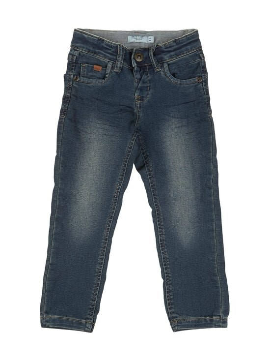 Name It - NmmTheo DnmTobos -farkut - DARK BLUE DENIM | Stockmann - photo 1