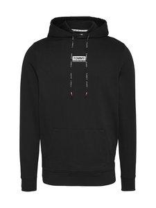 Tommy Jeans - Tjm Essential Graphic Hoodie -huppari - BDS BLACK   Stockmann