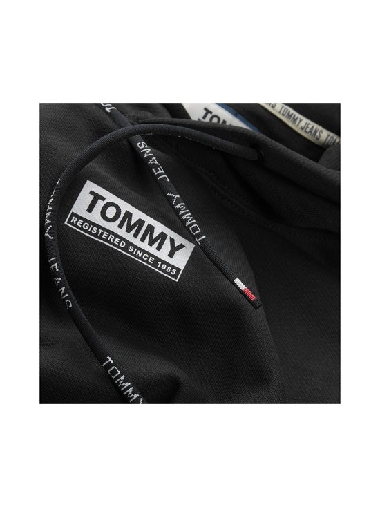 Tommy Jeans - Tjm Essential Graphic Hoodie -huppari - BDS BLACK | Stockmann - photo 3