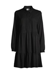 Vila - ViMorose Shirt Dress -mekko - BLACK | Stockmann