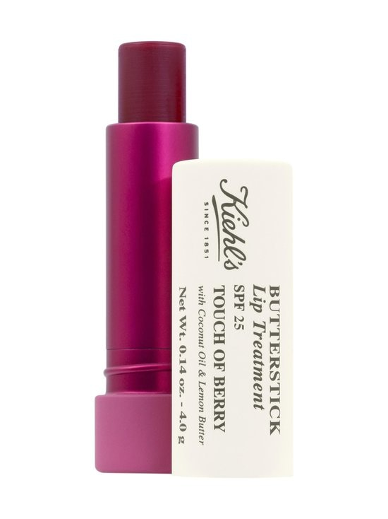 Kiehl's - Butterstick Clear Lip Treatment -huulivoide 4 g - BERRY SPF 25 | Stockmann - photo 1