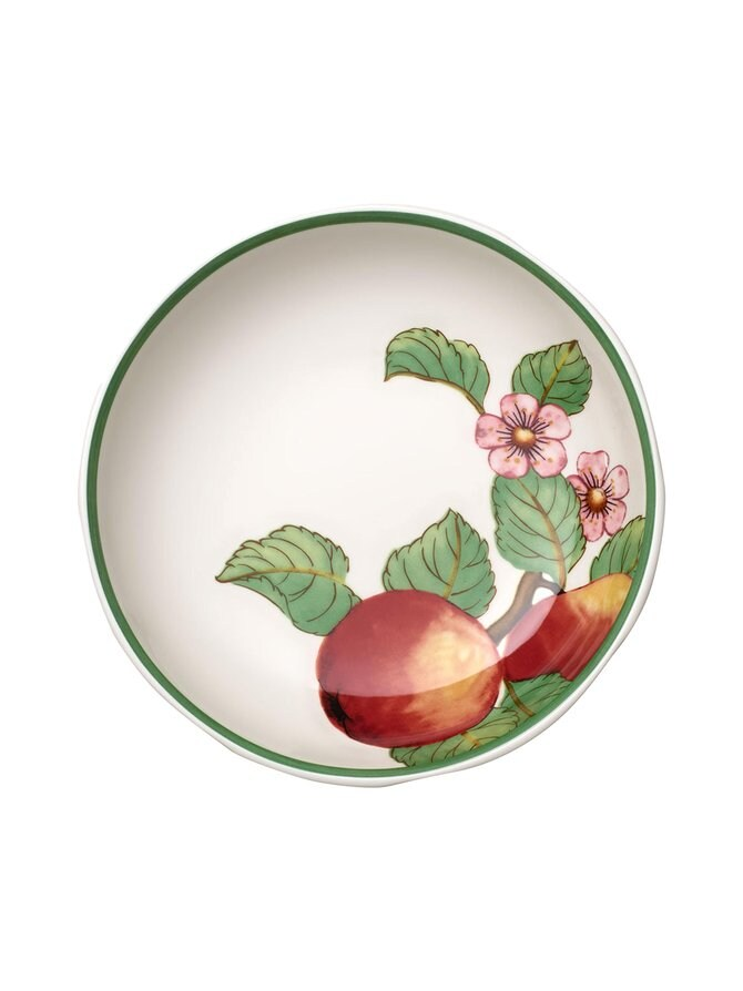 French Garden Modern Fruits Apple -syvä lautanen 23,5 cm