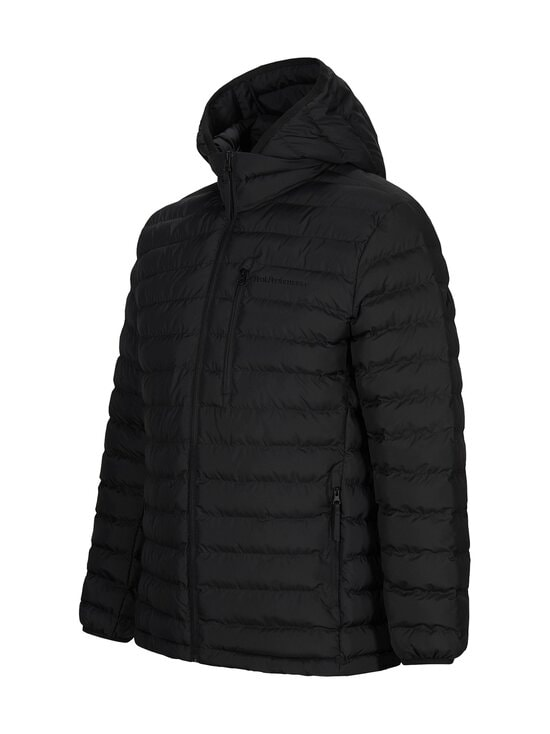 Peak Performance - M Rivel Liner Jacket -takki - 050 BLACK | Stockmann - photo 3