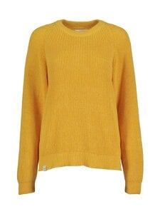 Makia - Linnea Knit -neule - 260 WARM YELLOW | Stockmann