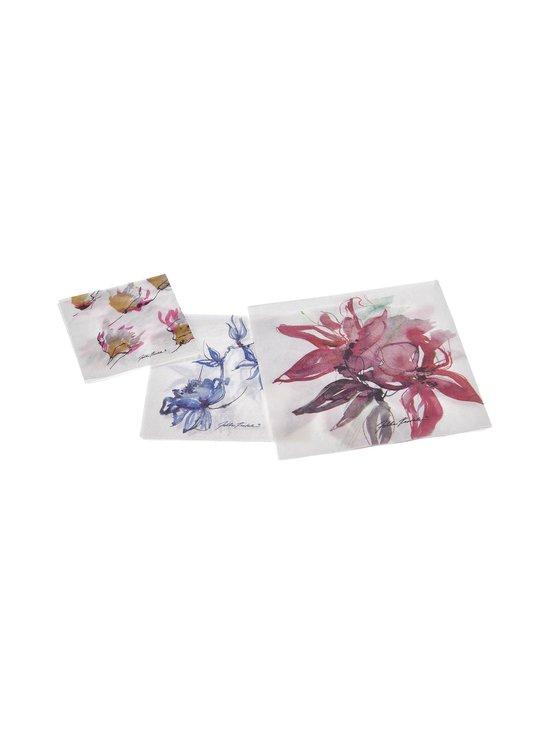 Duni - Amazon Lily -lautasliinat 40 cm, 12 kpl - PINKKI | Stockmann - photo 1