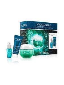 Biotherm - Aquasource Gel -tuotepakkaus normaalille ja sekaiholle - null | Stockmann