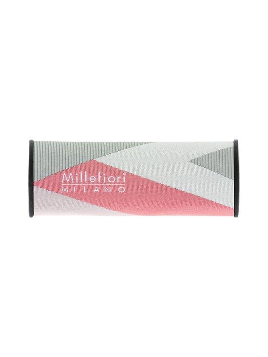 Millefiori - Icon Textile Geometric 48 Orange Tea -ilmanraikastin autoon - PINK | Stockmann - photo 1