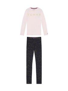 Tommy Hilfiger - Pyjama - 0VM PALE PINK/DESERT SKY | Stockmann