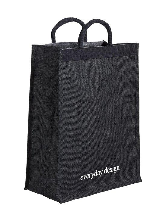 Everyday Design - Juuttikassi - MUSTA | Stockmann - photo 1