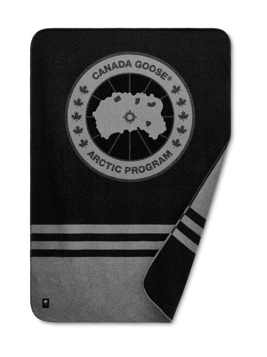 Canada Goose - Heavyweight Blanket -merinovillahuopa - 699 IRON GREY-GRIS DE FER | Stockmann - photo 1