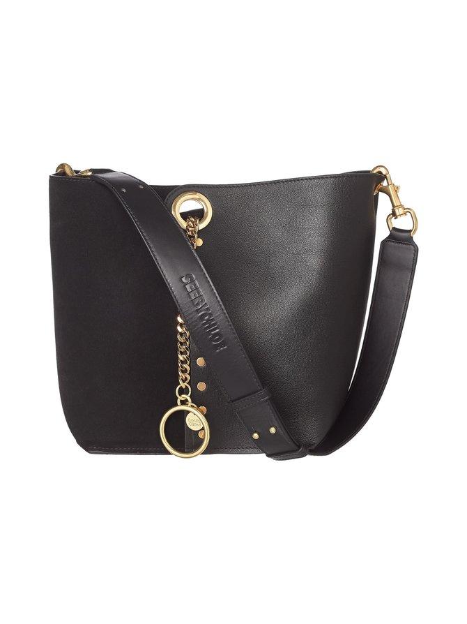 Gaia Tote Bag -nahkalaukku