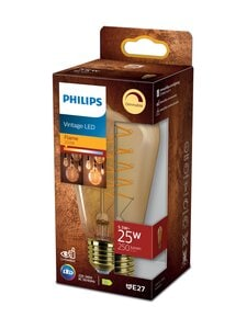 Philips - Vintage LED Classic 25W E27 Flame Dimming -lamppu - WHITE | Stockmann
