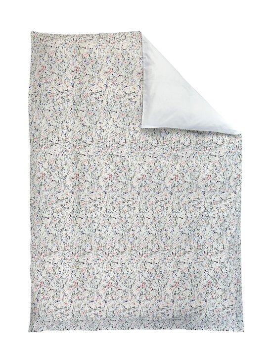 Casa Stockmann - Blomma-pussilakana - WHITE WITH FLOWERS | Stockmann - photo 1