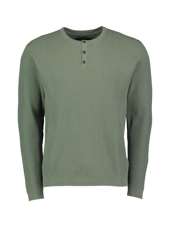 Cap Horn - Miguel-puuvillaneule - OLIVE GREEN   Stockmann - photo 1