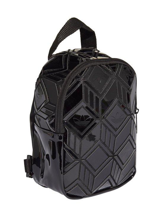 adidas Originals - Mini 3D -reppu - BLACK | Stockmann - photo 1