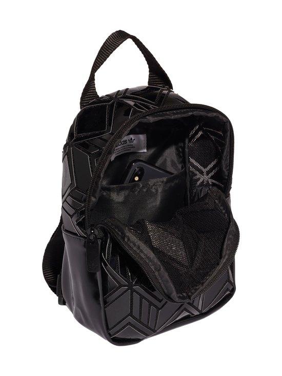 adidas Originals - Mini 3D -reppu - BLACK | Stockmann - photo 3