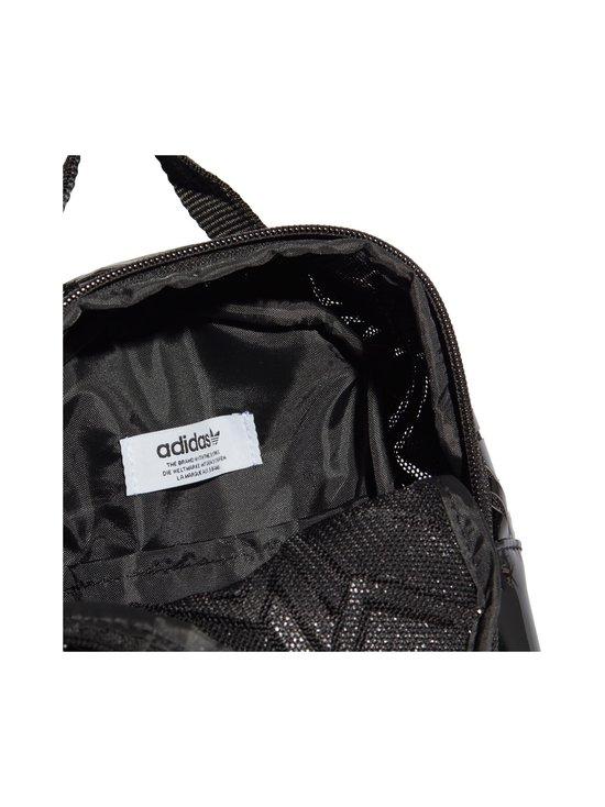 adidas Originals - Mini 3D -reppu - BLACK | Stockmann - photo 4