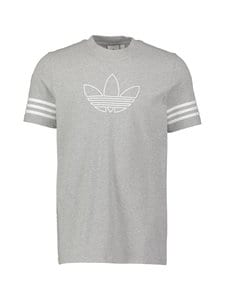 adidas Originals - Outline Tee -paita - MGREYH | Stockmann