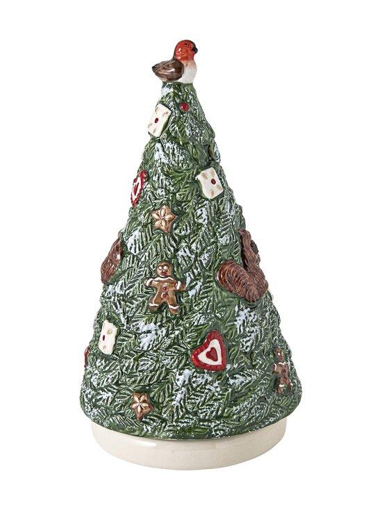 Villeroy & Boch - Nostalgic Melody Tree -joulukoriste - VIHREÄ | Stockmann - photo 1
