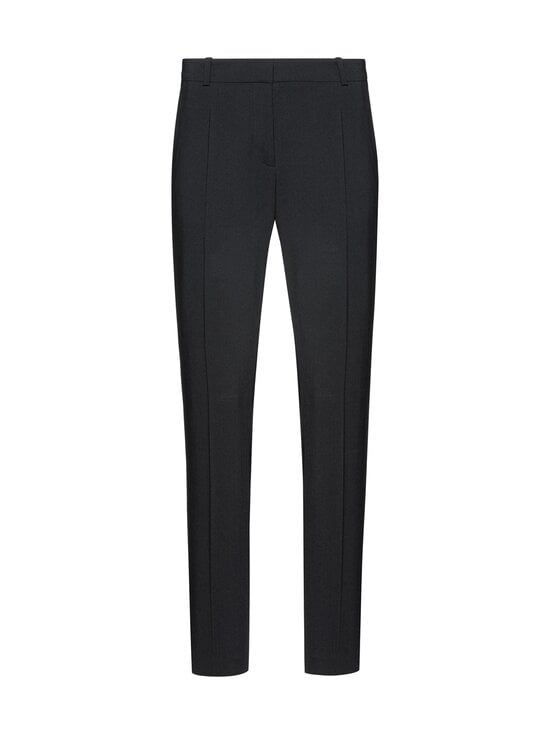 HUGO - The Slim Trousers -housut - 001 BLACK | Stockmann - photo 1