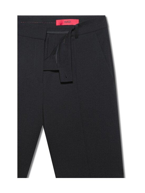 HUGO - The Slim Trousers -housut - 001 BLACK | Stockmann - photo 2