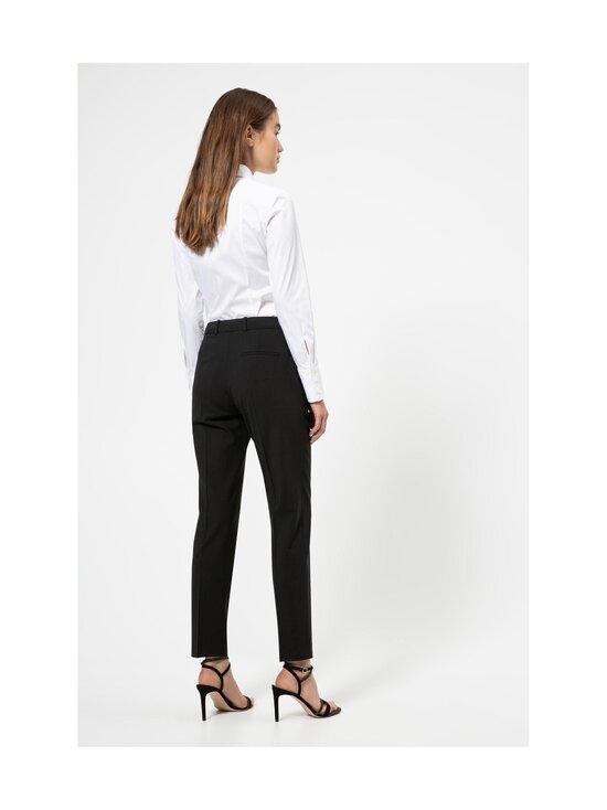HUGO - The Slim Trousers -housut - 001 BLACK | Stockmann - photo 3