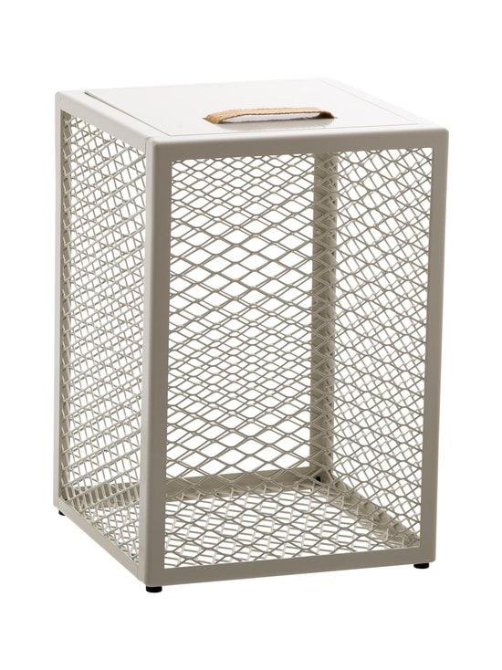 Maze - The Cube -sivupöytä/jakkara - EGG SHELL   Stockmann - photo 1