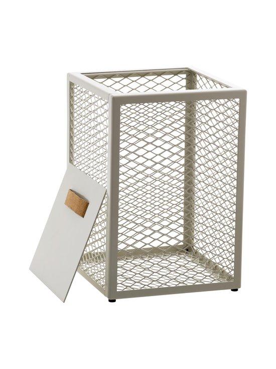 Maze - The Cube -sivupöytä/jakkara - EGG SHELL   Stockmann - photo 2