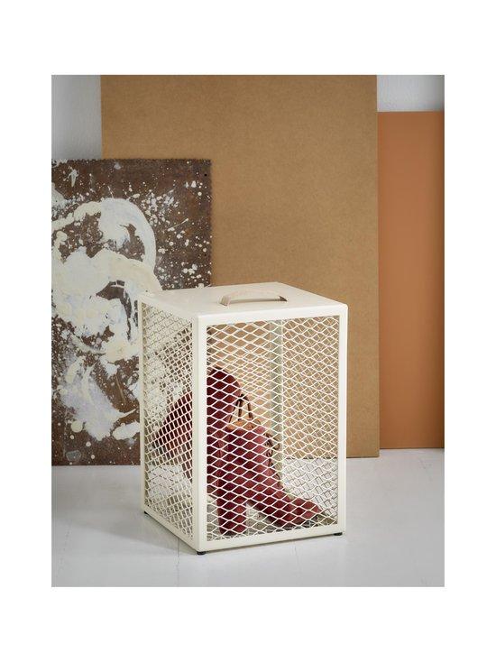 Maze - The Cube -sivupöytä/jakkara - EGG SHELL   Stockmann - photo 3