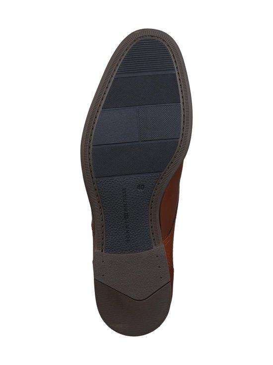 Casual Leather Mix -nahkakengät
