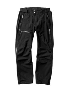 Houdini - BFF Pants -housut - 900 TRUE BLACK | Stockmann