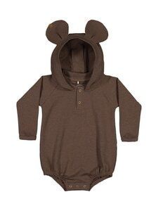 Metsola - BEAR ROMPER -body - 45 COCONUT | Stockmann