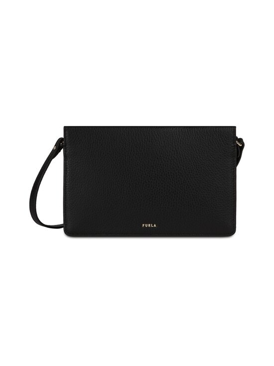 Furla - Babylon Mini Crossbody -nahkalaukku - NERO O6000 | Stockmann - photo 1