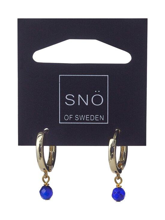 Snö Of Sweden - Roc Small Ring -korvakorut - BLUE | Stockmann - photo 1