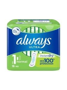 Always - Ultra Normal -terveysside 16 kpl - null | Stockmann