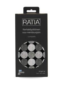 Ratia - Kertakäyttöinen suu-nenäsuojain 10 kpl | Stockmann