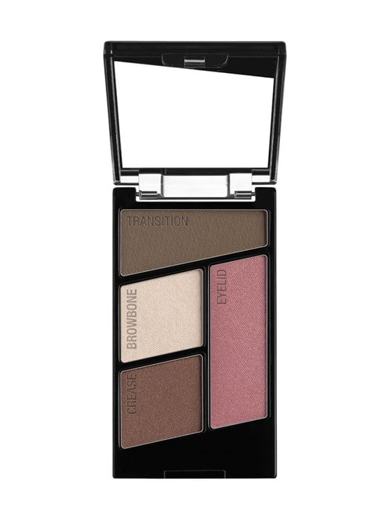 Wet n Wild - Color Icon Eyeshadow Quads -luomiväripaletti - E359 SWEET AS CANDY | Stockmann - photo 2