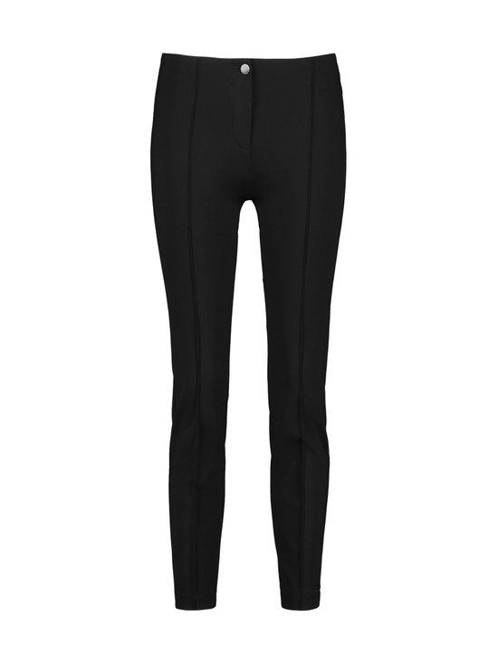 Gerry Weber Edition - Slim Fit -housut - 11000 BLACK | Stockmann - photo 1