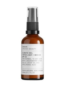 Evolve - Climate Veil Cream SPF20 -sävyttävä kasvovoide 50 ml - null | Stockmann