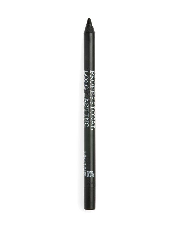 Korres - Black Volcanic Minerals Long Lasting Eyeliner -silmänrajauskynä - BLACK | Stockmann - photo 1
