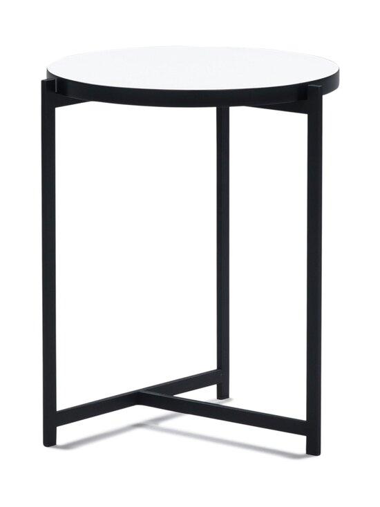 Interface - Pilleri-pöytä 40 cm - VALKOINEN/MUSTA   Stockmann - photo 1