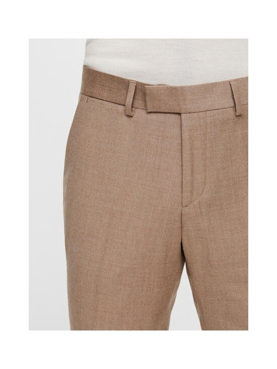 J.Lindeberg - Grant Flannel Trousers -puvunhousut - E089 SAND BEIGE   Stockmann - photo 5