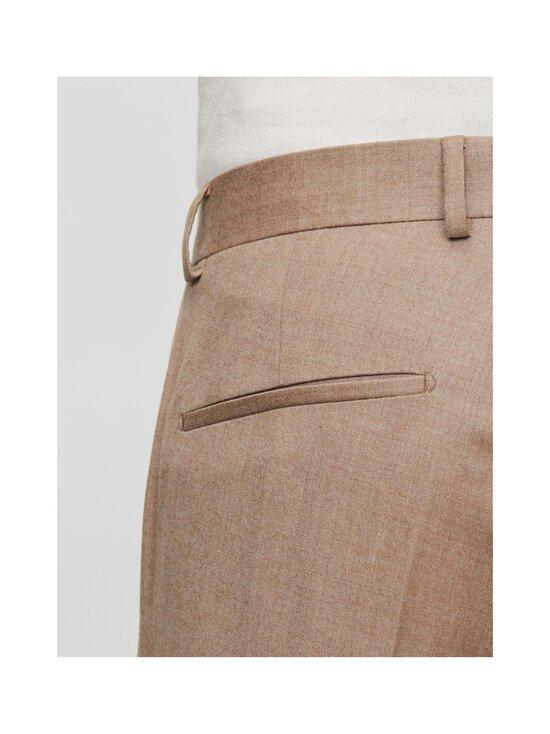 J.Lindeberg - Grant Flannel Trousers -puvunhousut - E089 SAND BEIGE   Stockmann - photo 6